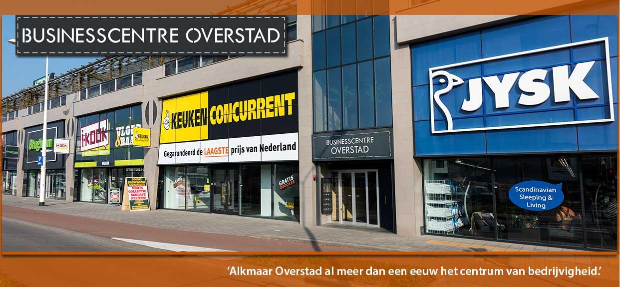 Business Centre Overstad Het Bedrijven Centrum Inclusief
